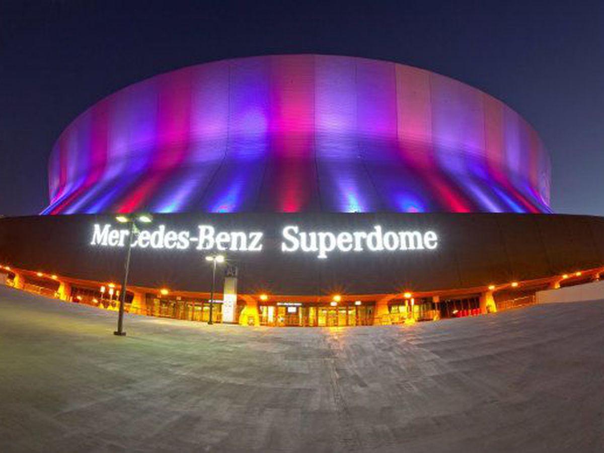 Lawmakers approve bonds for Superdome renovation