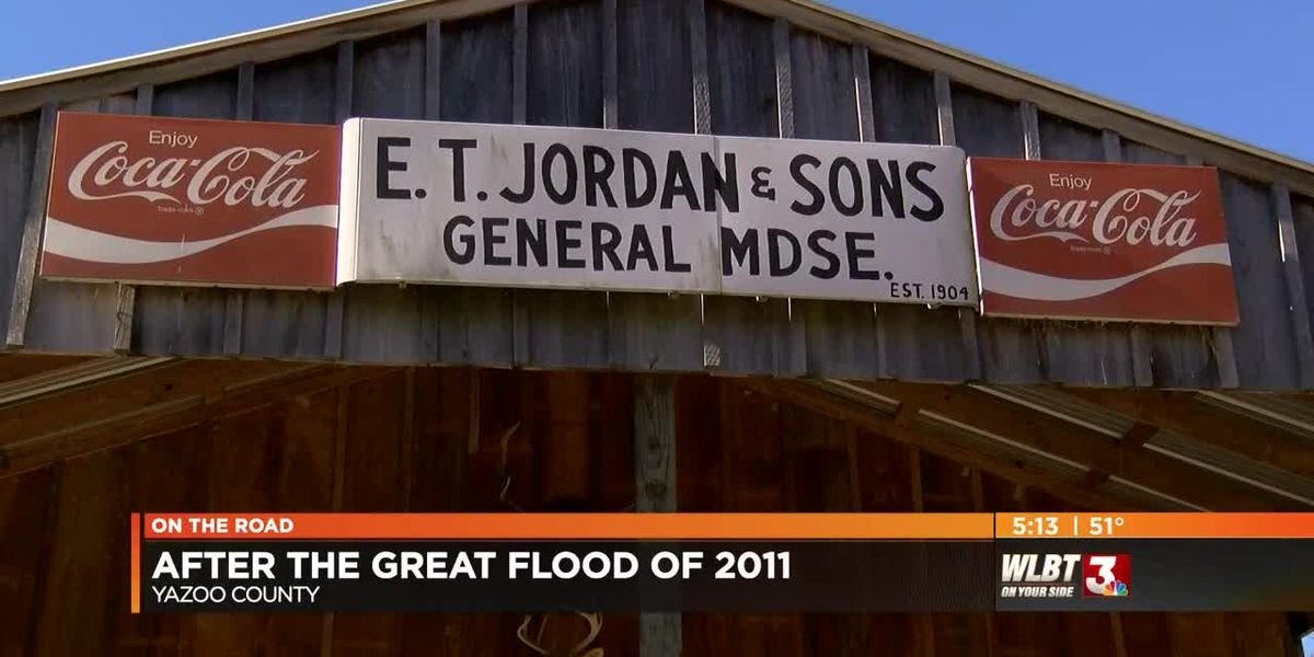 VIDEO: Yazoo Co. farmer reflects on the Great Flood of 2011