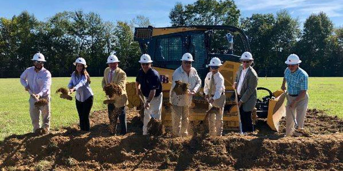 B&B Electric breaks ground on new headquarters in Canton