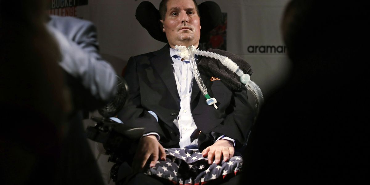 Ice bucket challenge inspiration Pete Frates dies at 34