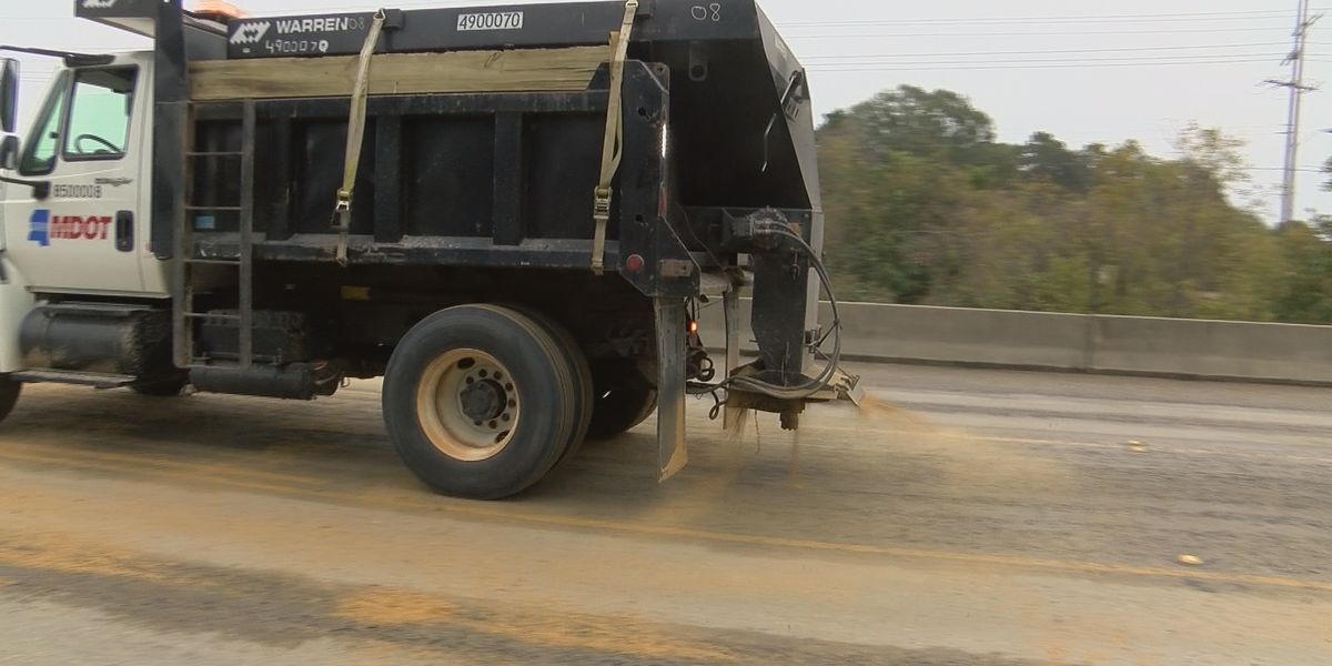 Mississippi Delta preps for winter weather in November
