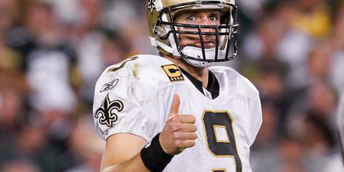 Payton: Drew Brees won't go on IR; team will go with 2 QBs