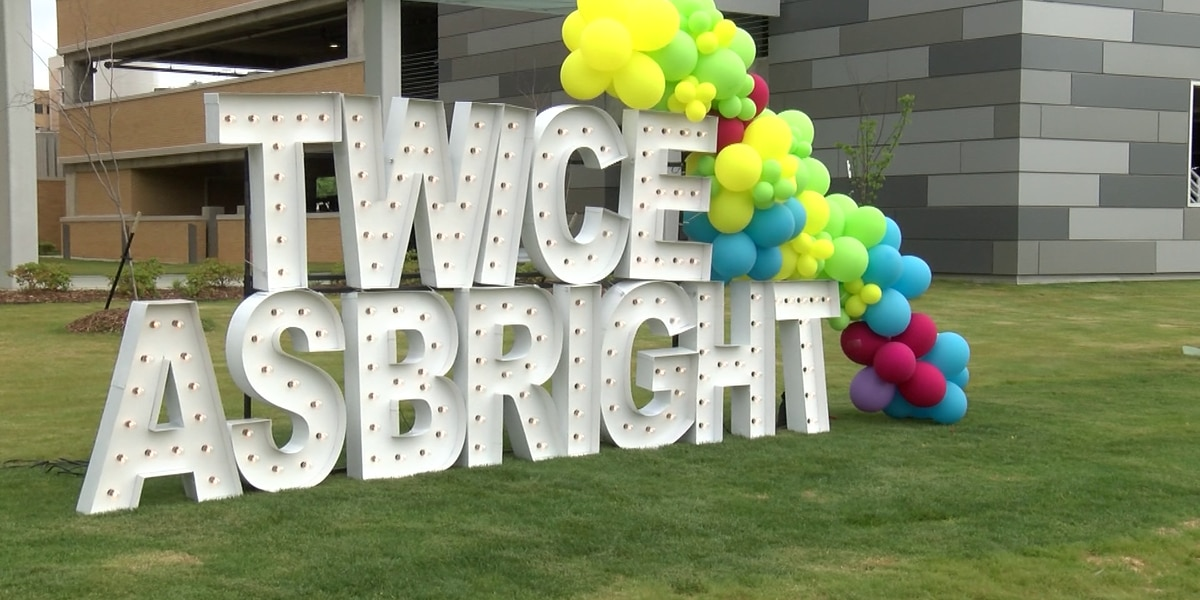 'Twice as Bright' fundraiser raising thousands for Children's of Mississippi