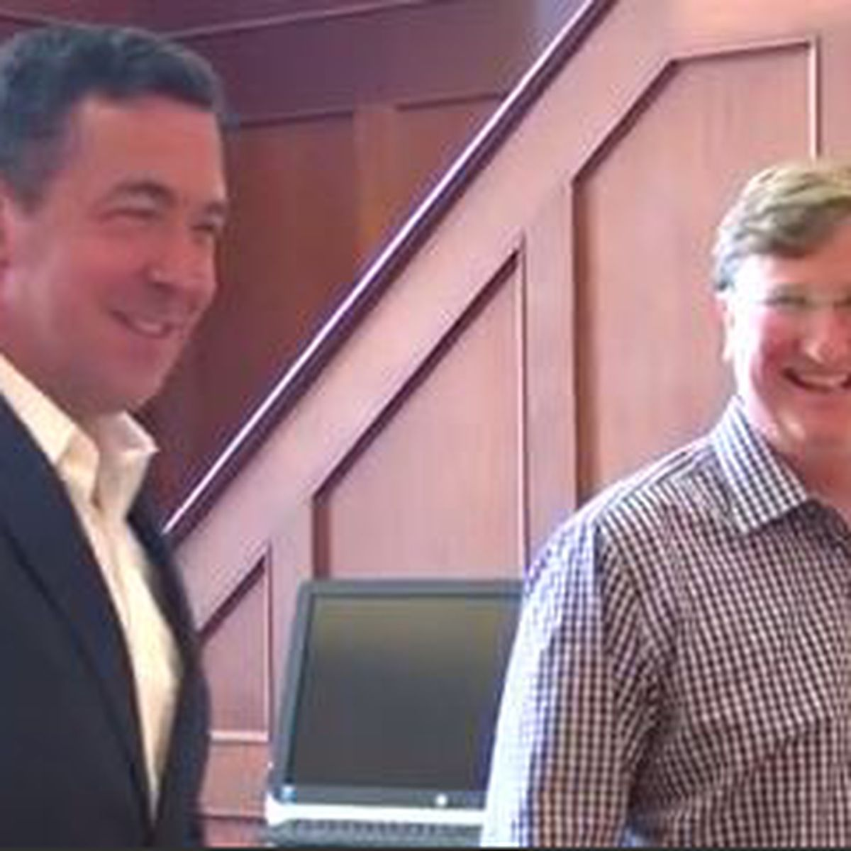 Chris McDaniel endorses Tate Reeves for Miss. governor