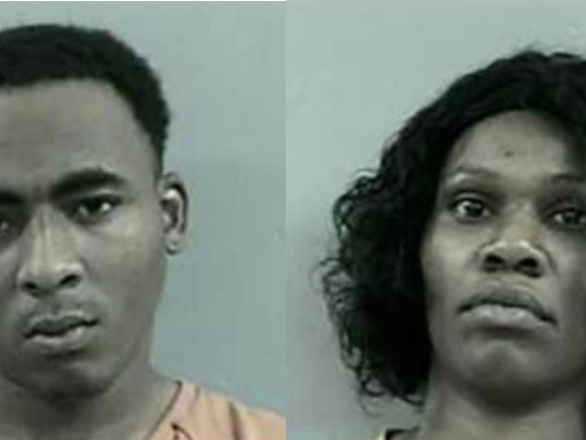 Two arrested, charged with murder after Canton man found shot to death in yard