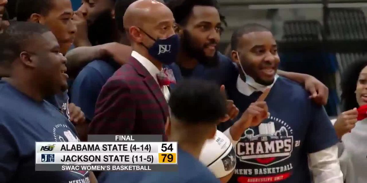 JSU men finish undefeated in SWAC play