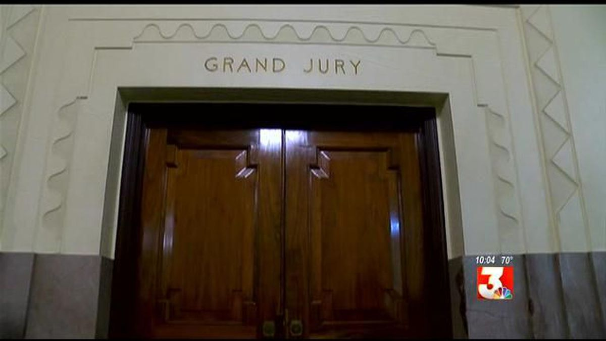 District Attorney explains grand jury process