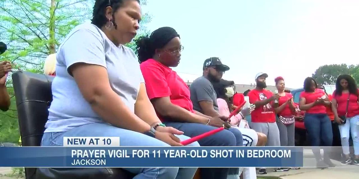 Vigil held for 11-year-old killed in shooting