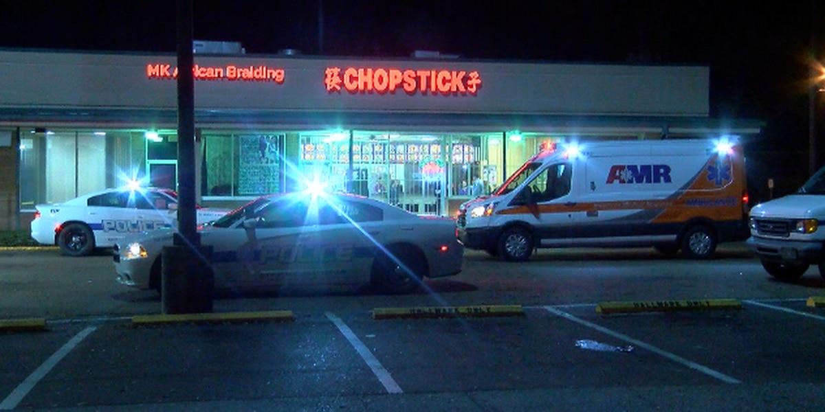 Four armed men rob Jackson restaurant, steal register