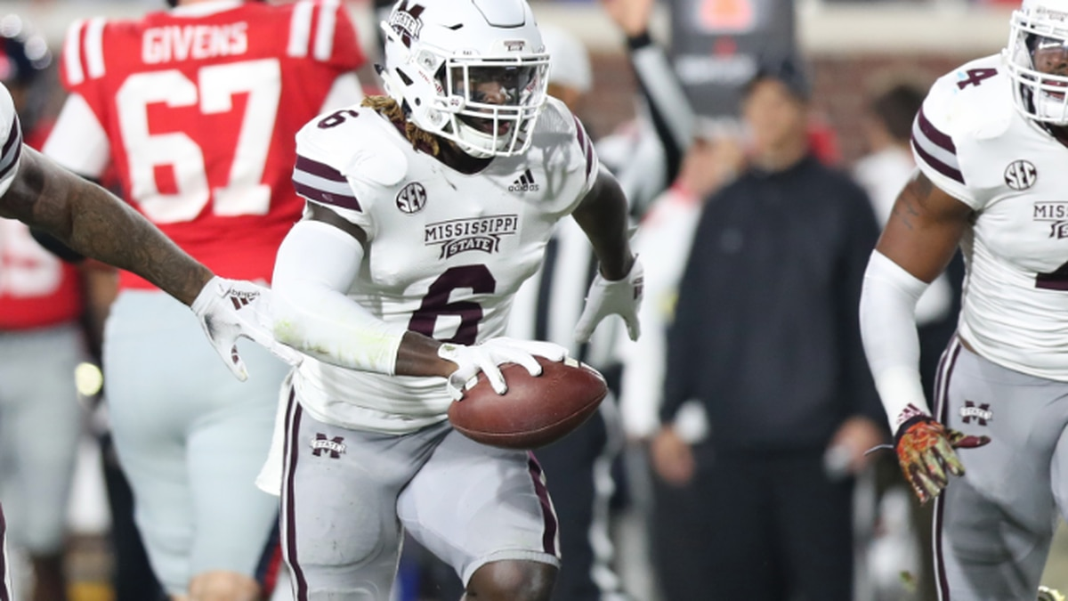 Busy second day for Mississippi State in NFL Draft