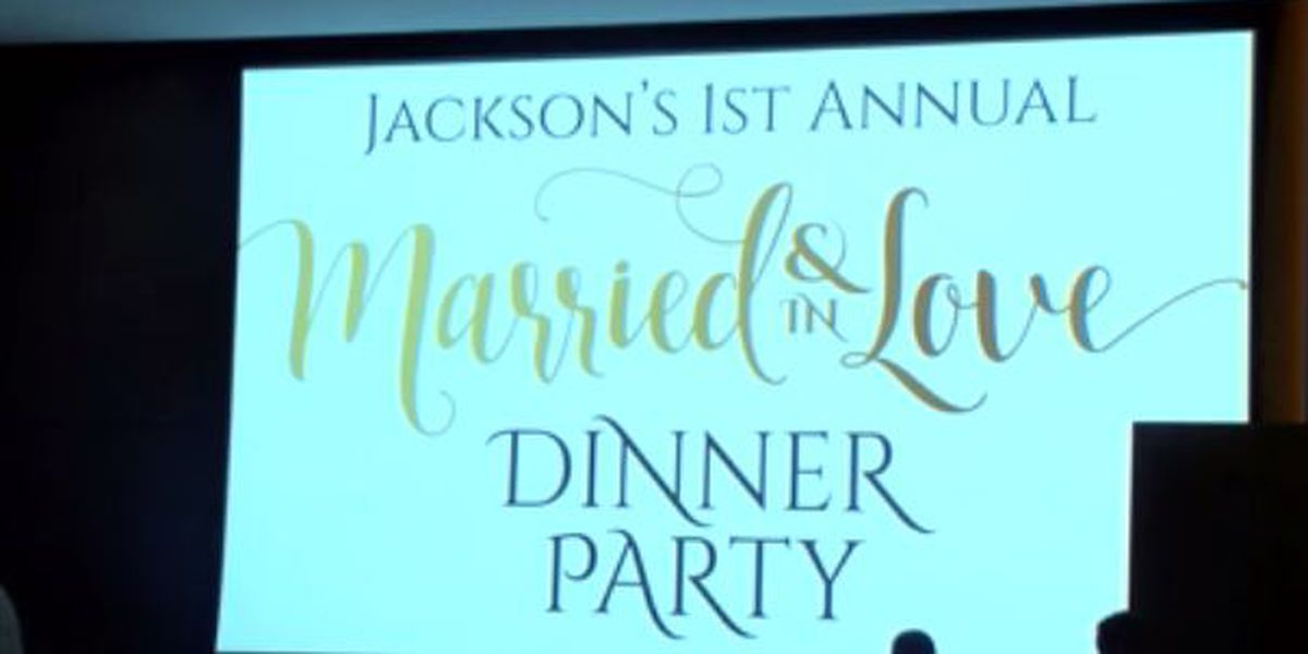 Inaugural Married in Love dinner party kicks off in Jackson