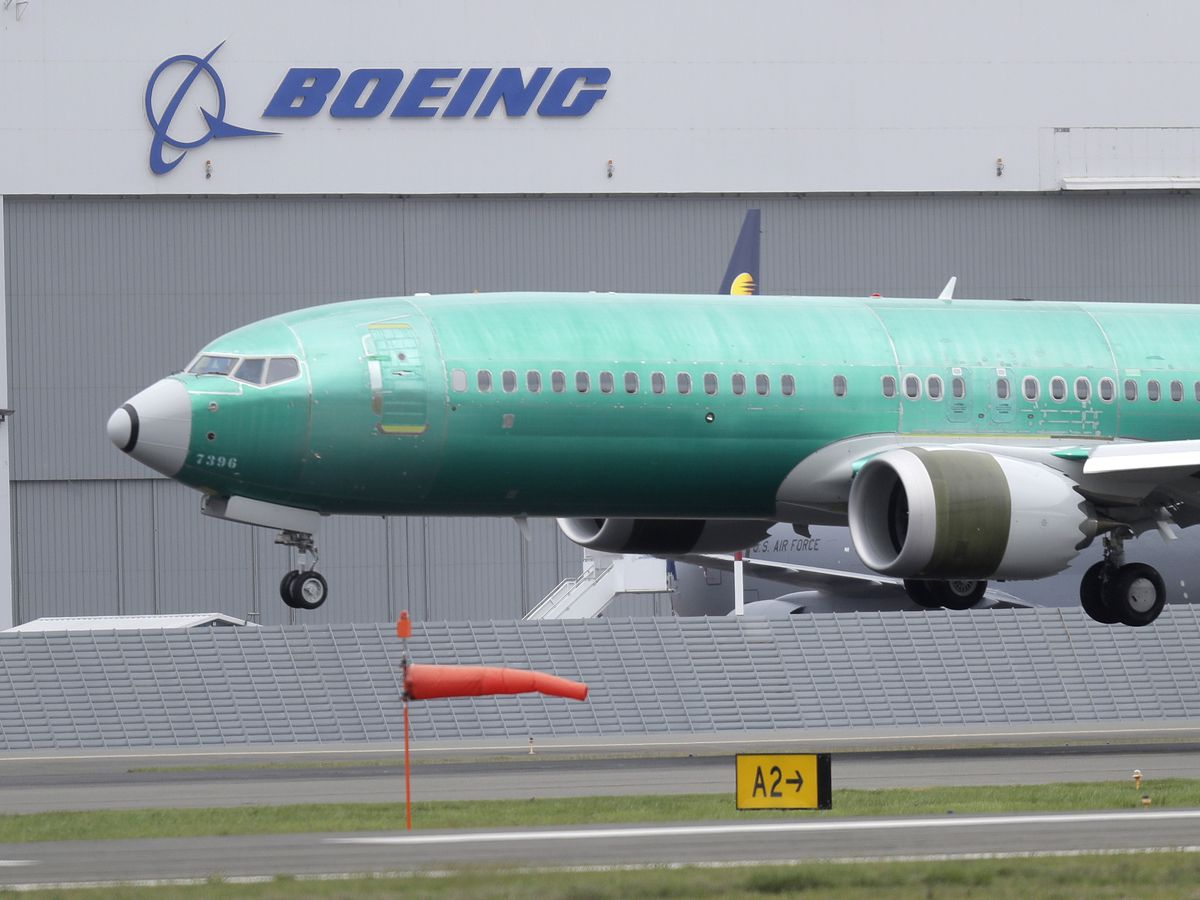 Boeing CEO concedes 'mistake' with planes in 2 fatal crashes