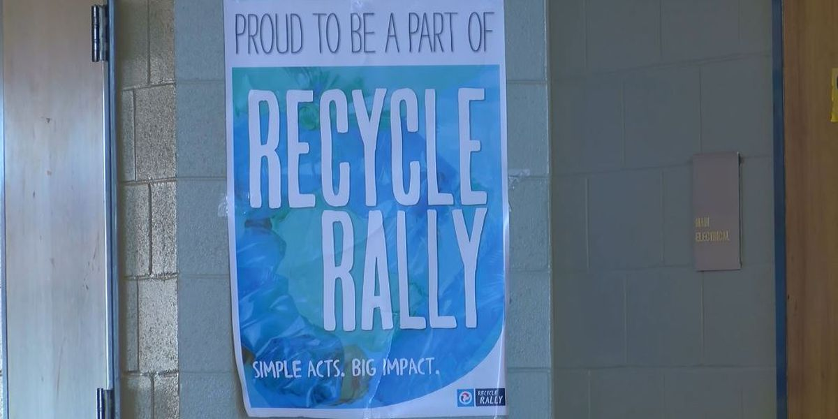 Cash motivates school, community to recycle