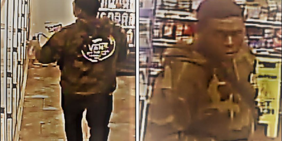 Photos show person of interest in Aniah Blanchard case