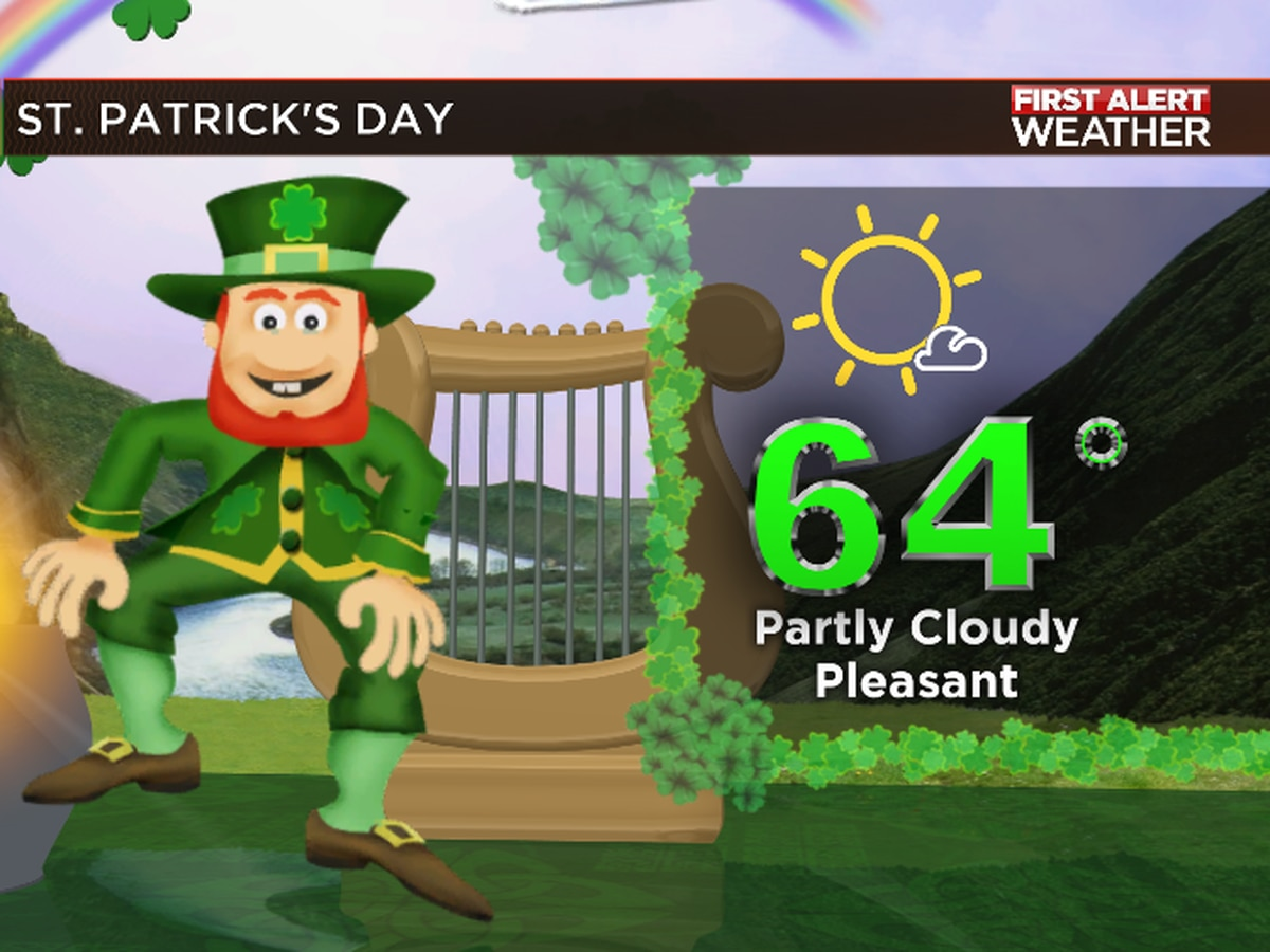 Dry St. Patrick's Day