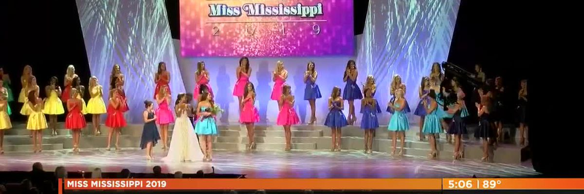 Preliminary winners in Miss Mississippi pageant