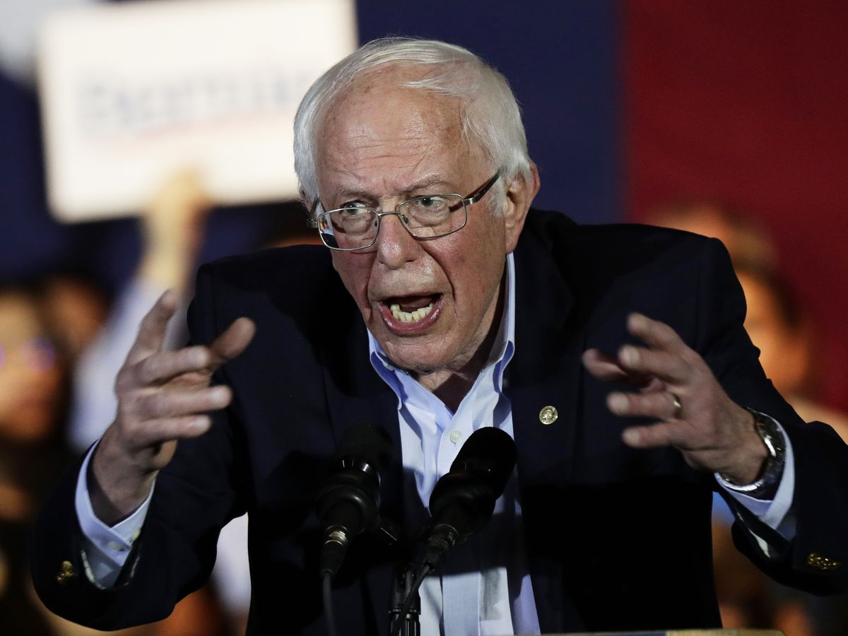 Sanders' 2016 movement now has political machine to push it