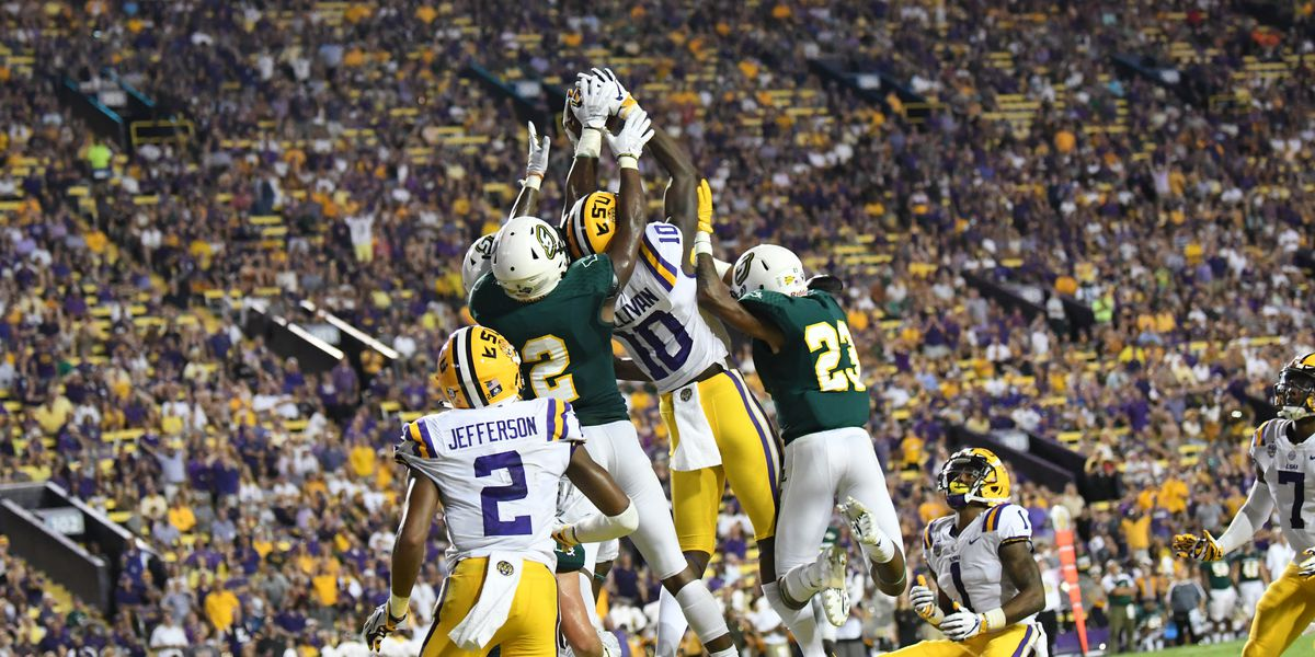 Garland Gillen AP poll: Miss. State moves into top 10, LSU drops a spot
