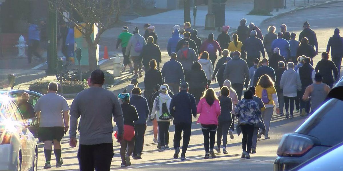 Thousands show up for 2020 Miss. Blues Marathon