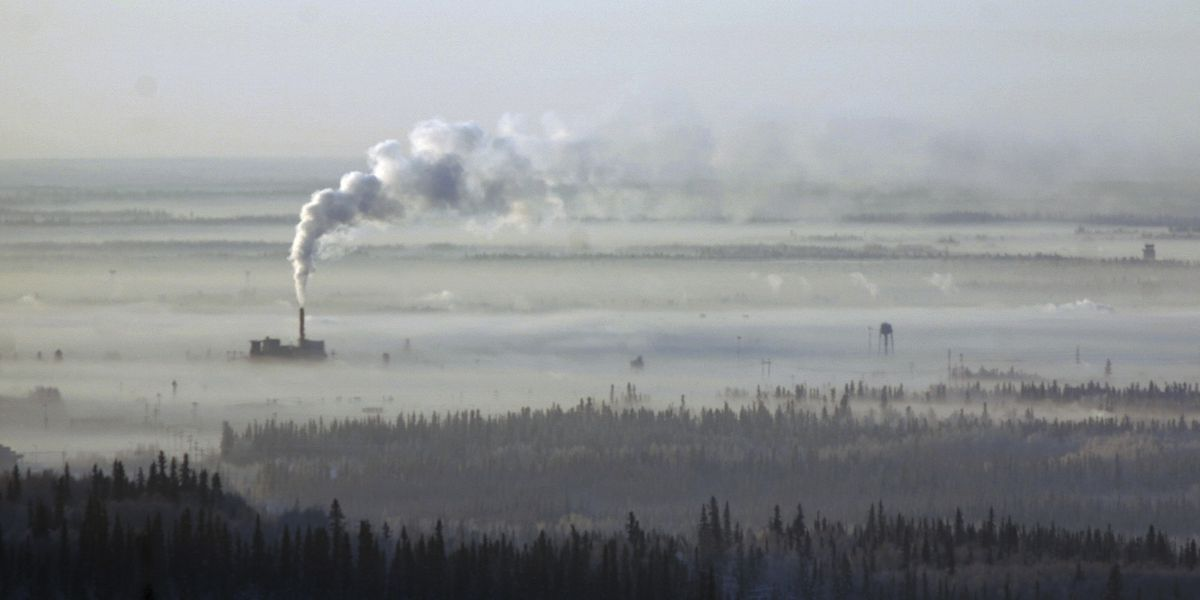 Alaska groups sue EPA to enforce clean air laws in Fairbanks