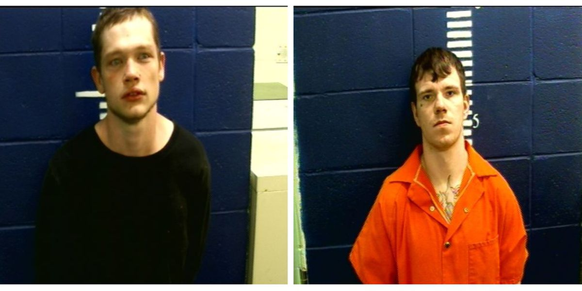 Two escaped inmates captured in Waynesboro