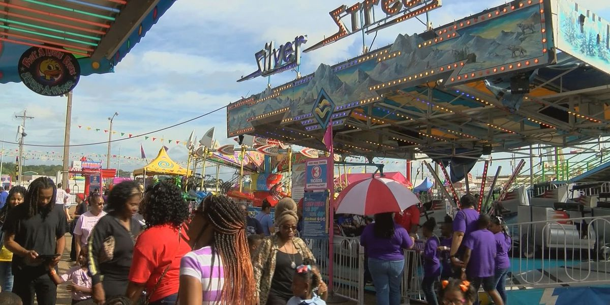 Utah woman sues Mississippi fair over super slide injury