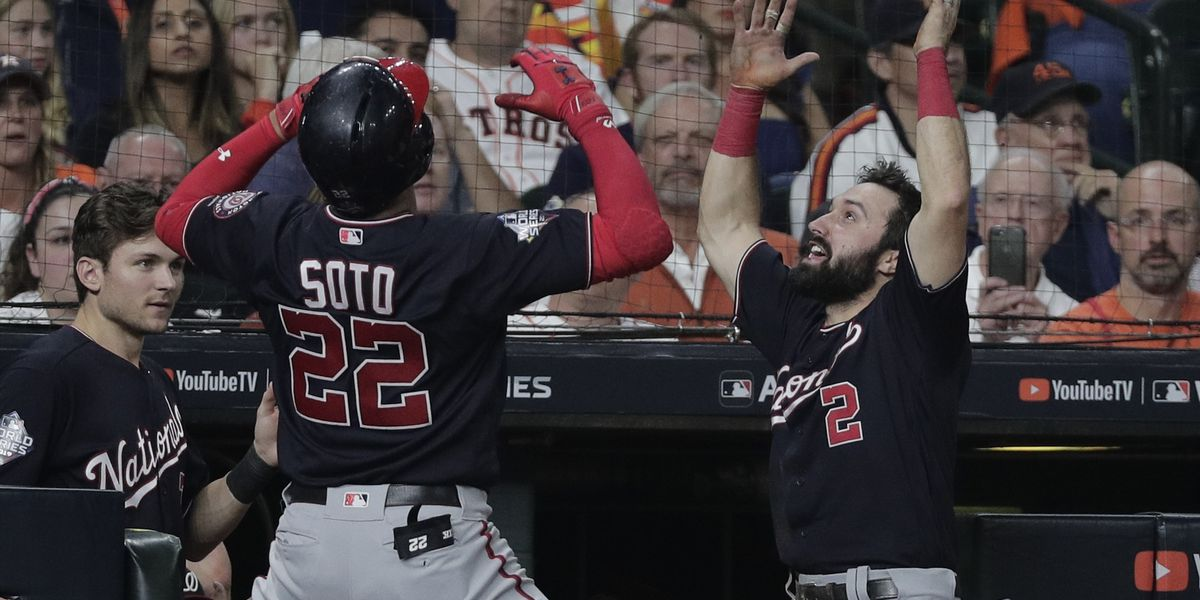 Nats beat Astros 7-2, force Game 7 in World Series