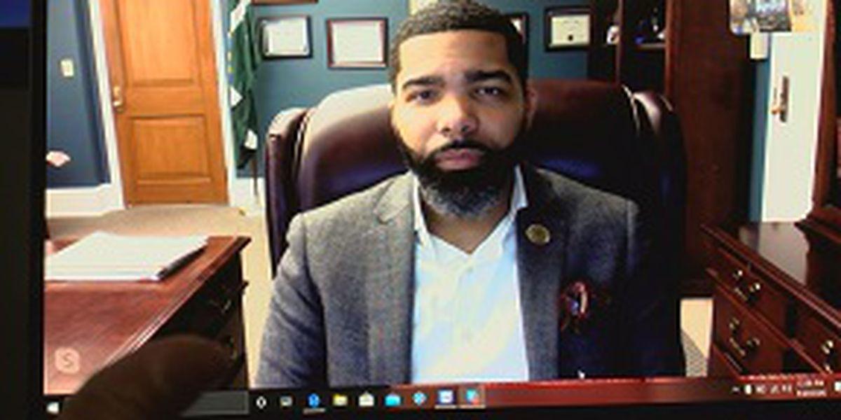 Mayor Lumumba discusses Stay Safe Jackson Order