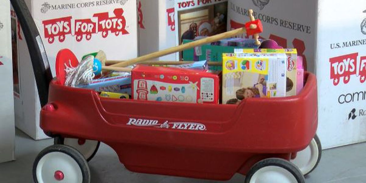 Toys for Tots registration still open to help families for Christmas