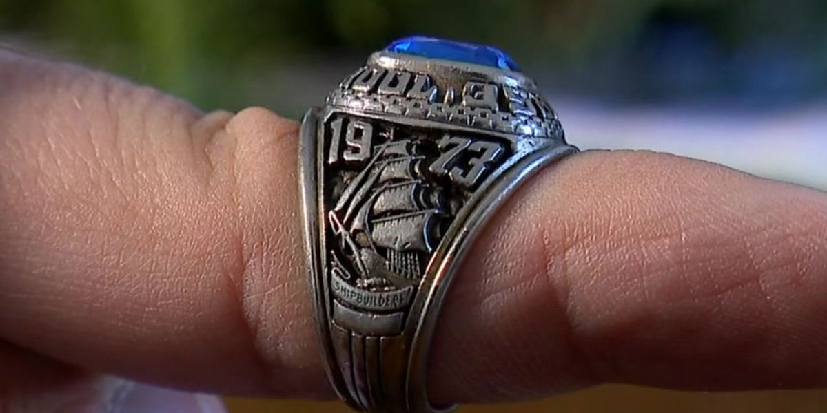 Class ring lost in Maine found in Finland 47 years later