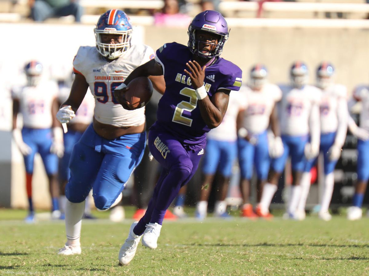 Harper leading Alcorn offense to new heights