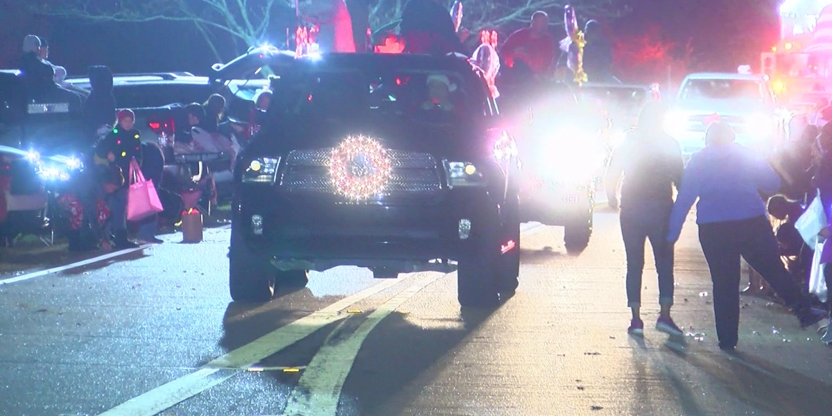 Pearl Christmas parade canceled due to COVID-19 concerns