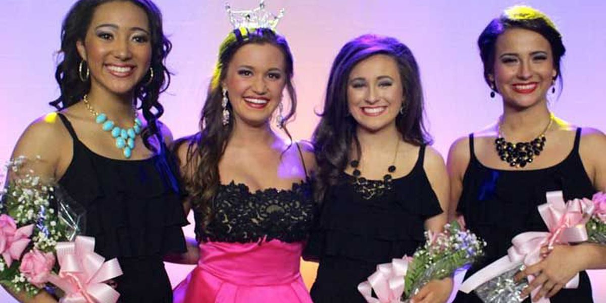 Miss Mississippi Outstanding Teen preliminary winners