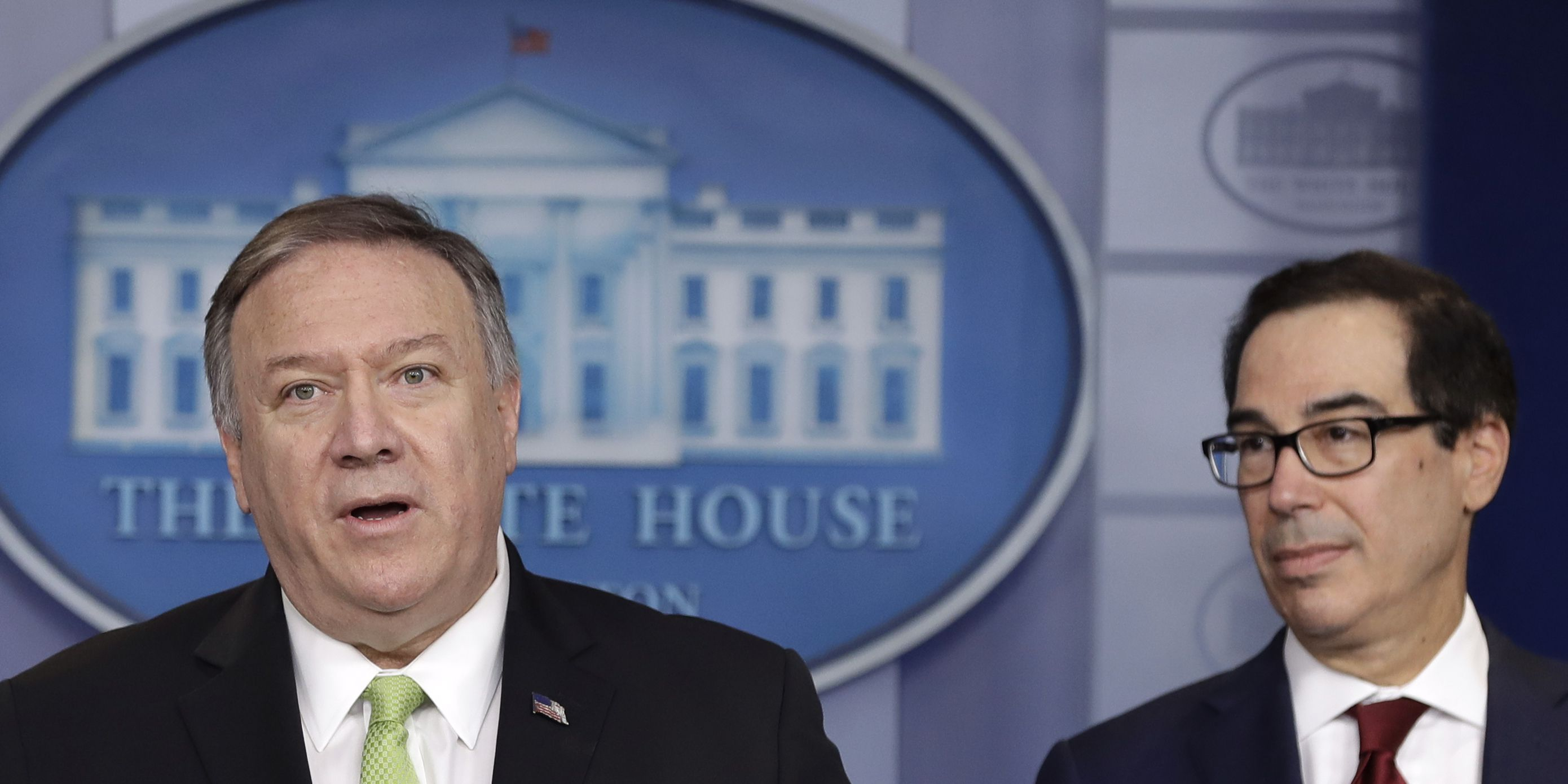 US orders more Iran sanctions, confronts doubts about threat