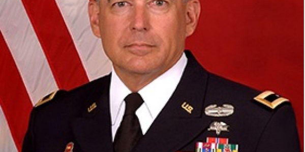 Maj. Gen. Janson Boyles will remain Adjutant General of Mississippi