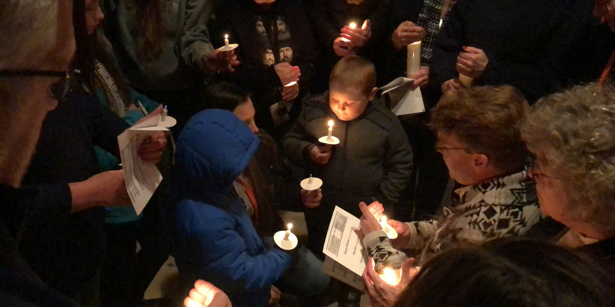 Brandon families hold prayer vigil for MDOC employees and inmates after week of violence