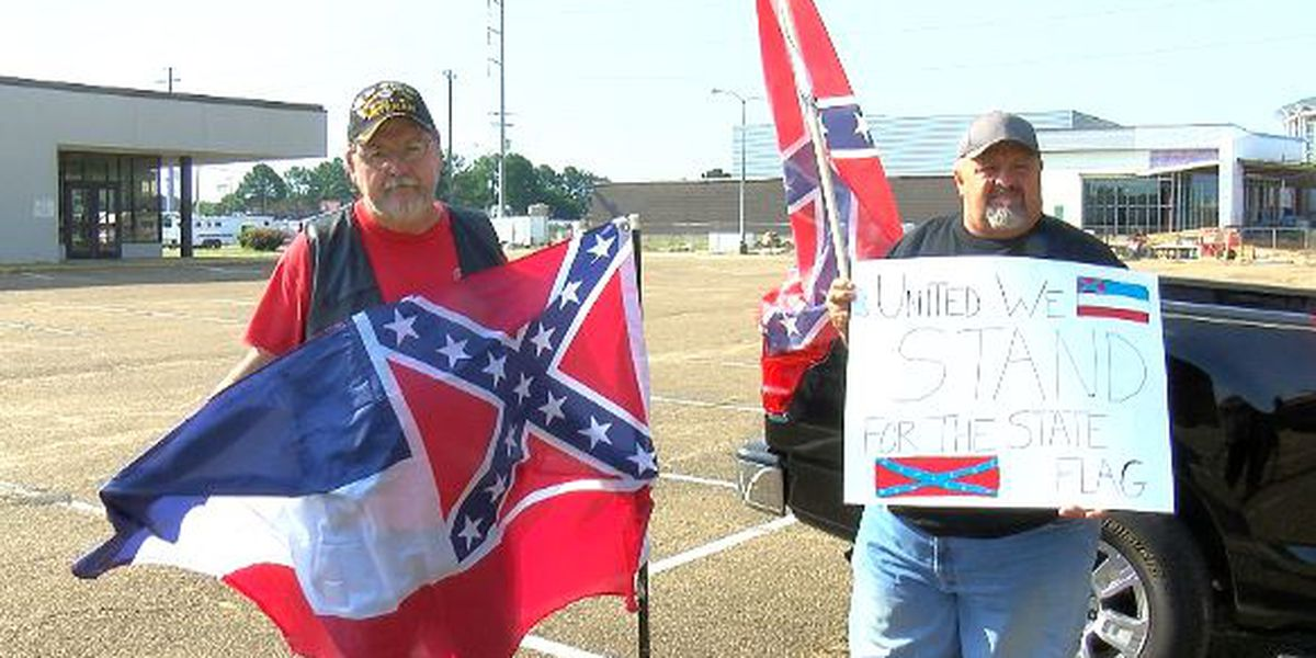 Army veteran says state flag is not about heritage of hate