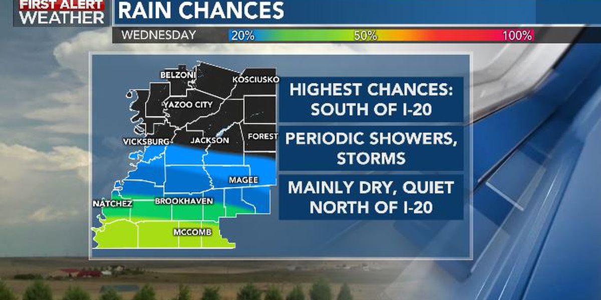 First Alert Forecast: Summer-like forecast ahead!