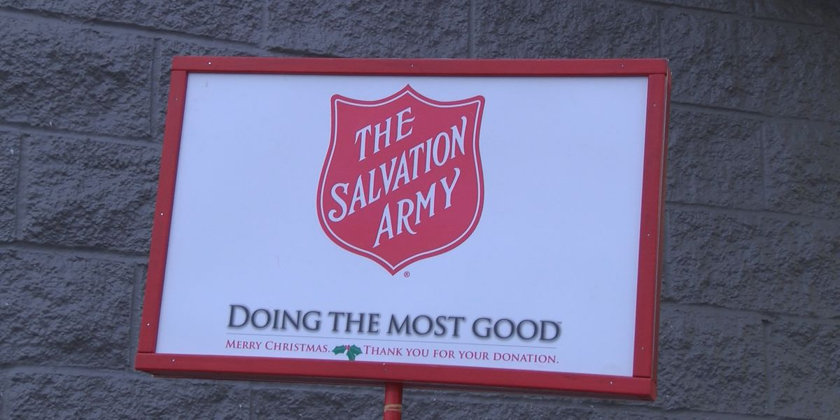 Salvation Army experiencing shortage of Angel Tree adoptions