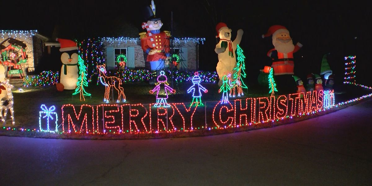 Richardson Light Show canceled due to road construction