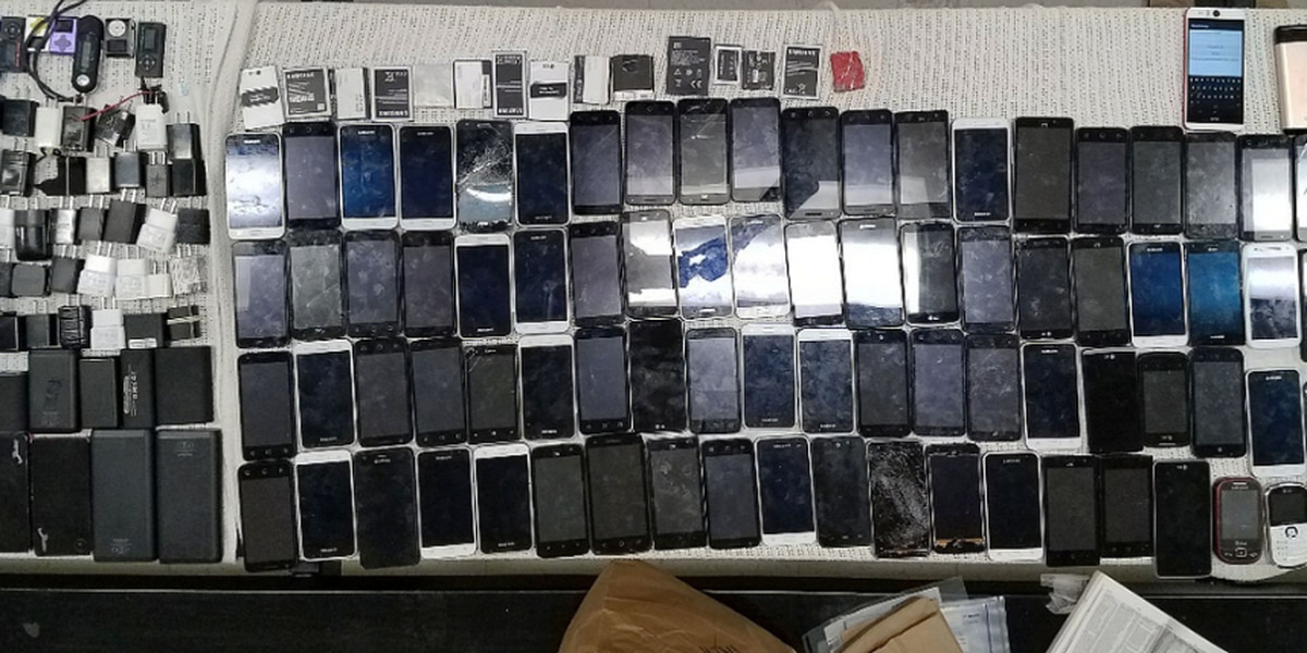 New law signed by Governor combating contraband cellphones in jail