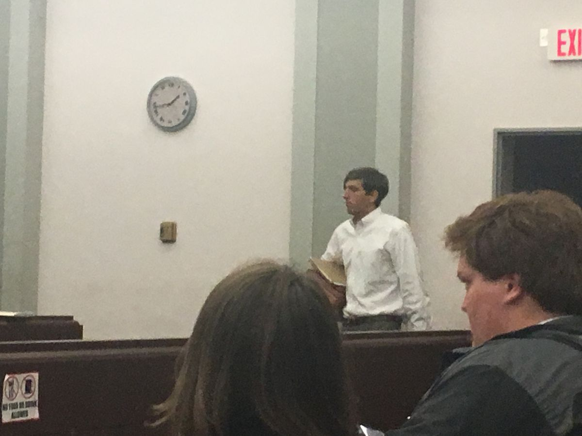 Charles Kuebler retrial underway in Hinds County Circuit Court