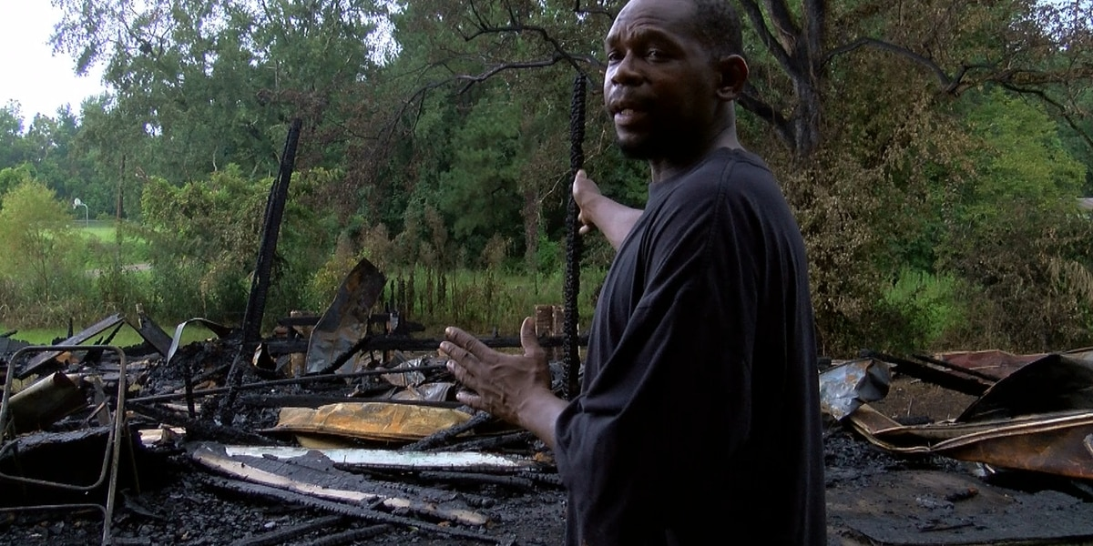 'This is my heart': Hazlehurst family talk about losing their home to fire