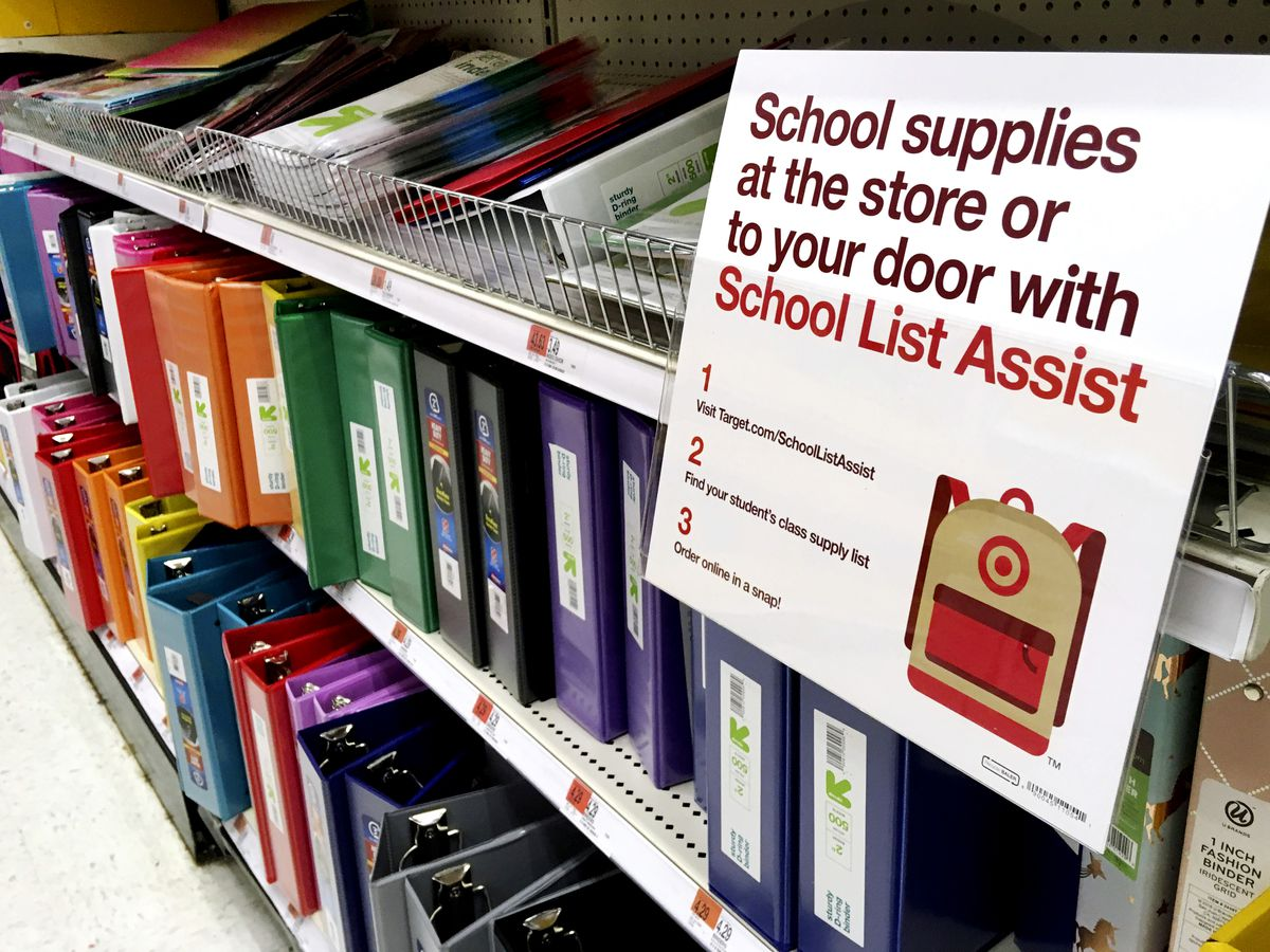 Got a traffic citation in Clinton? Pay for it with school supplies