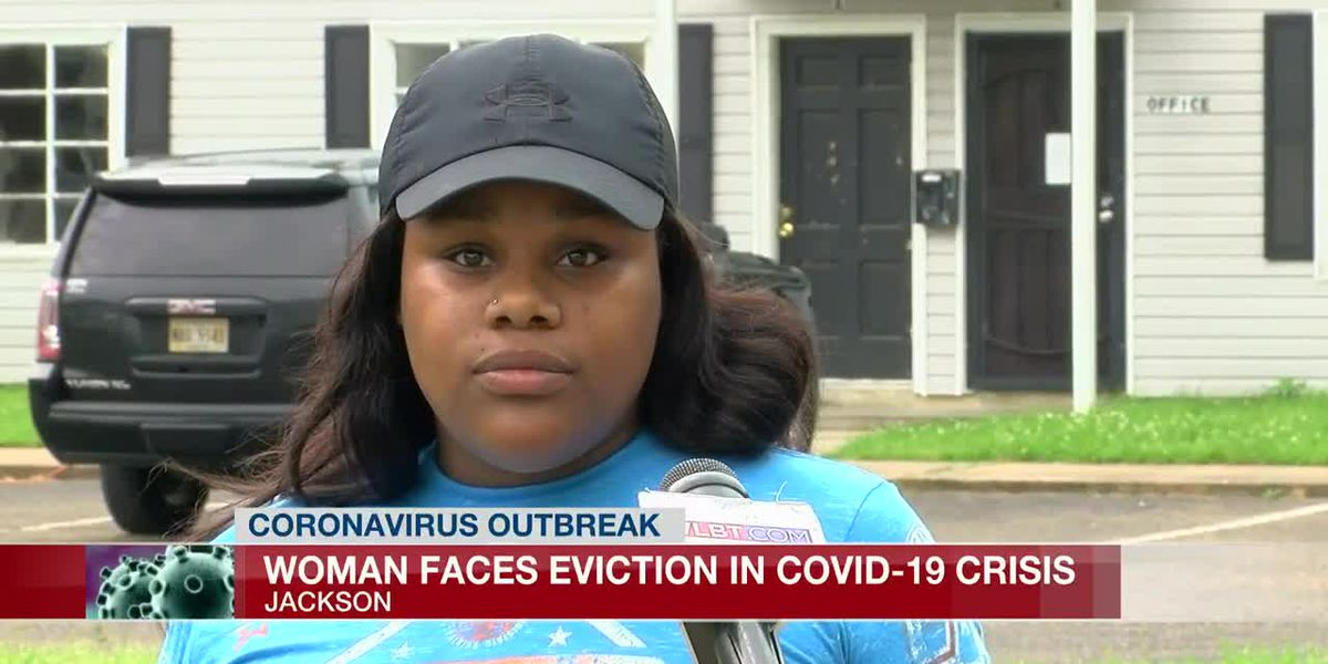 Jackson woman says she isn't going anywhere after landlord threatens her with eviction