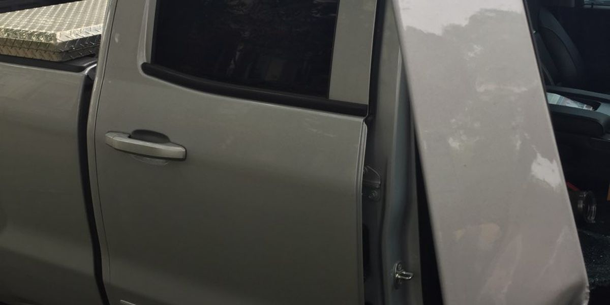 Thieves break into truck belonging to Republican candidate for governor
