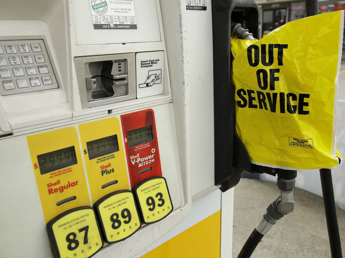 Miss. attorney general monitoring for price gouging in wake of gas shortage