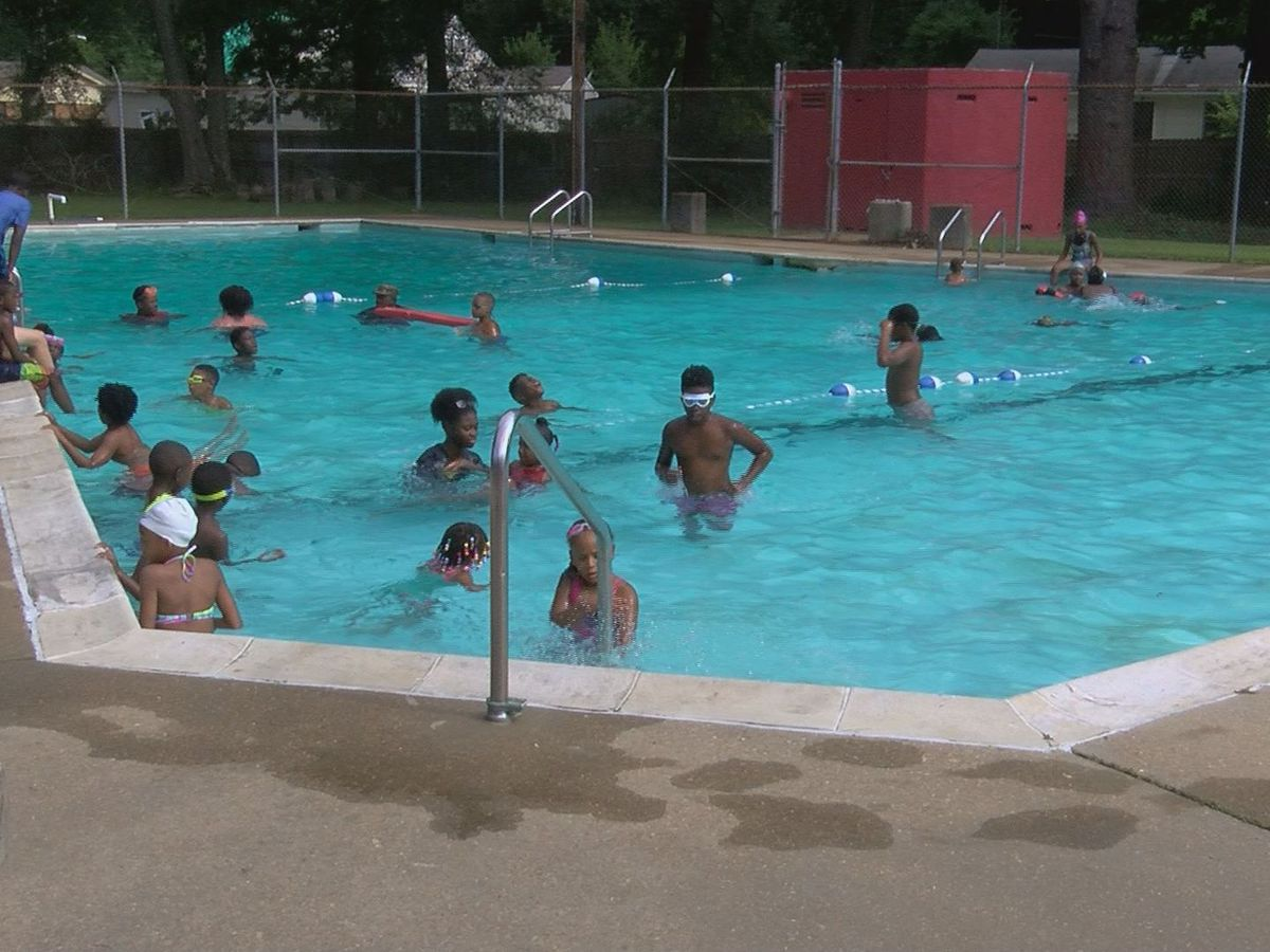 Swimming lessons offered in Jackson to help reduce drowning risks