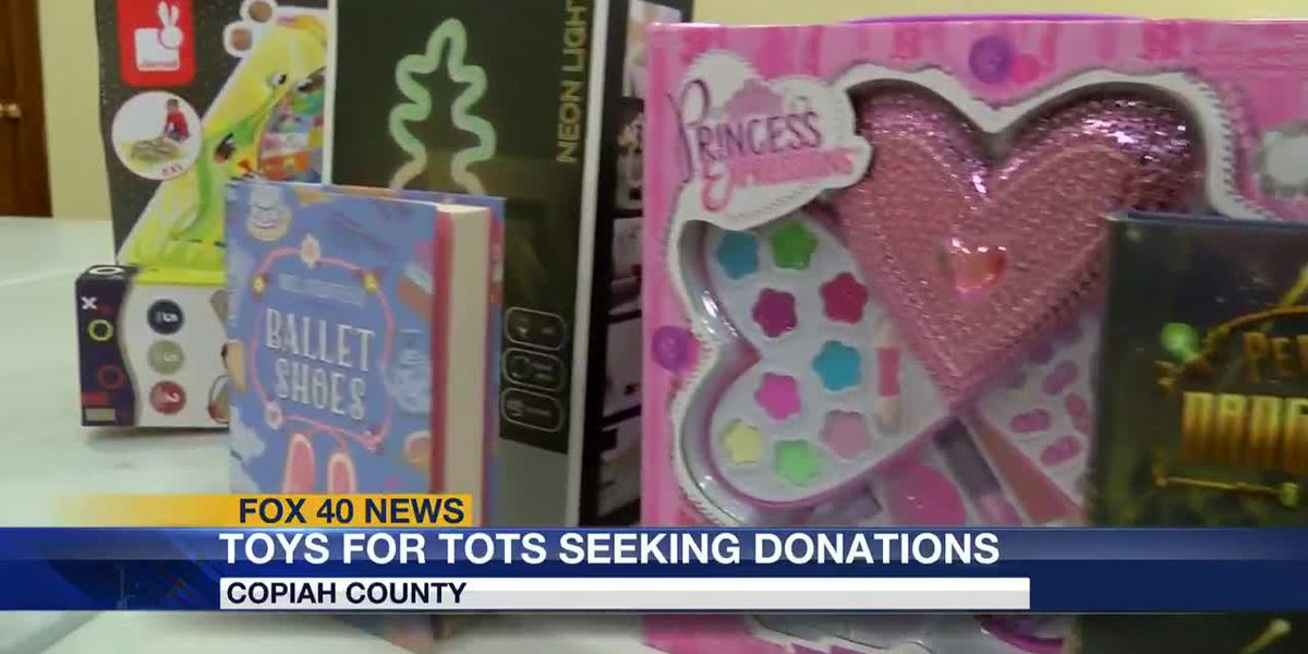 Toys for Tots short on gifts, needs donations for thousands of kids in Miss.