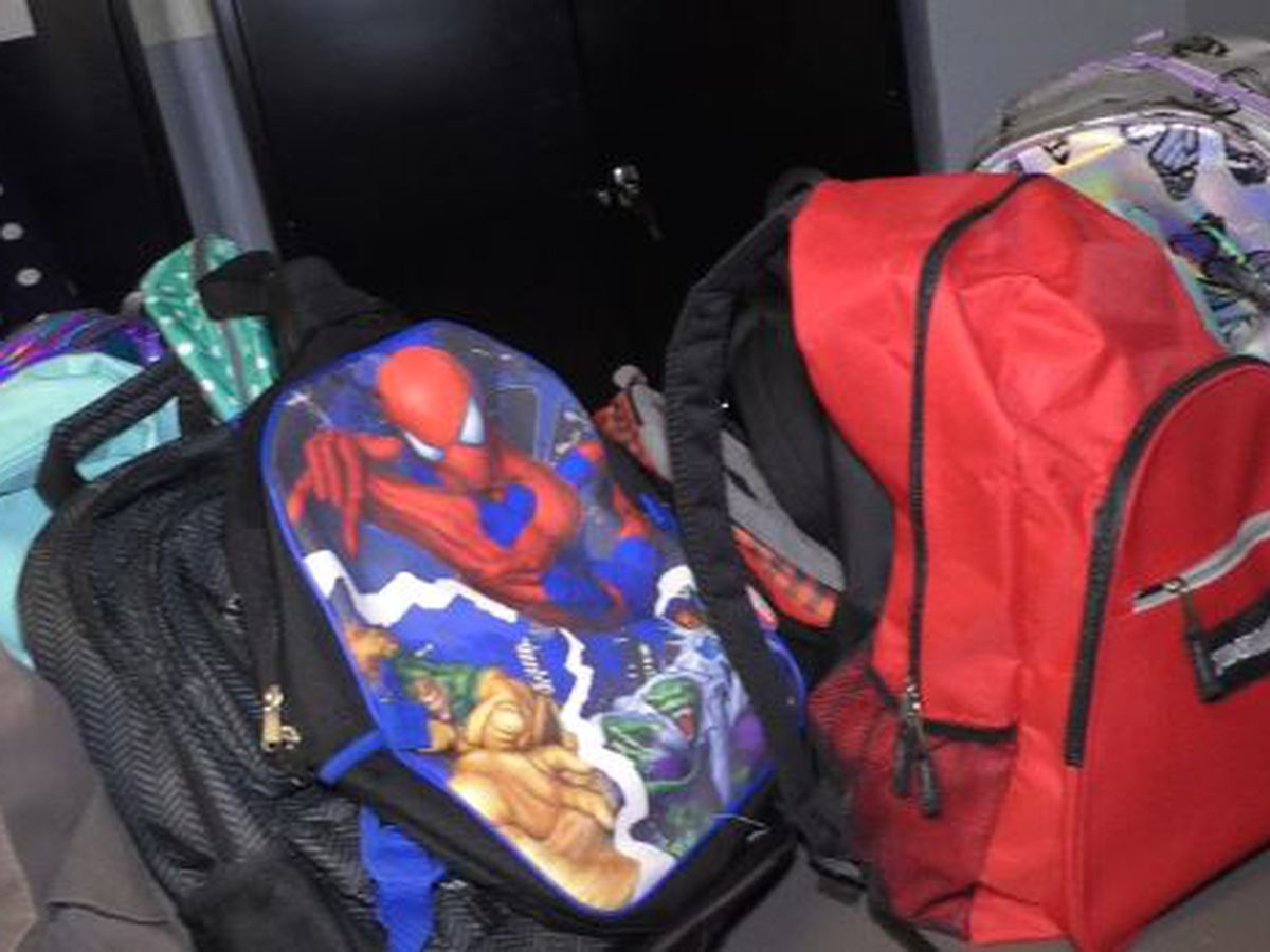 Wash backpacks before school resumes, doctors advise